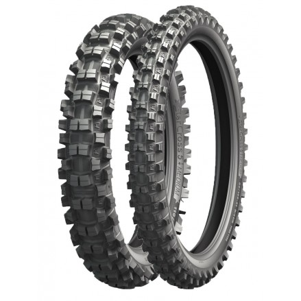 MICHELIN 100/100-18 59M TT Starcross 5 Medium R