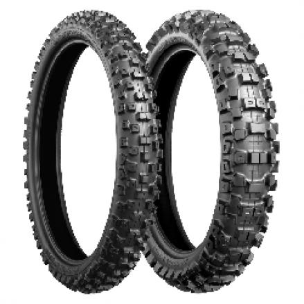 Bridgestone Motocross M 404 70/100 - 10 38M TT NHS (zadná)