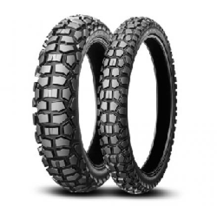 Dunlop D 605 J 70/100 - 19 42P TT (predná)