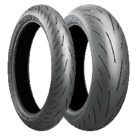 Bridgestone Battlax S 22 200/55 ZR 17 (78W) TL (zadná)