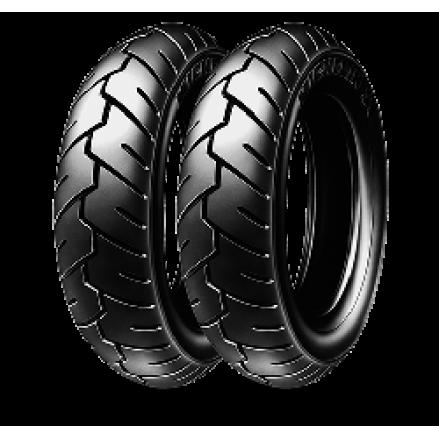 Michelin S 1 100/80 - 10 53L TL (p/z)