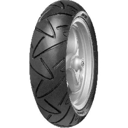 Continental Conti Twist (DOT 2216) 100/80 - 10 58M TL (p/z)
