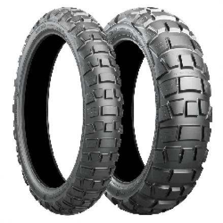 Bridgestone Battlax AX 41 130/80 - 17 65Q TL M+S (zadná)