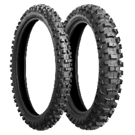 Bridgestone Motocross M 203 70/100 - 17 40M TT NHS (predná)