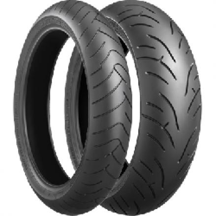 Bridgestone Battlax BT 023 160/60 ZR 17 (69W) TL (zadná)