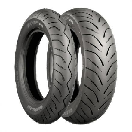 Bridgestone Hoop B 02 150/70 - 13 64S TL (zadná)