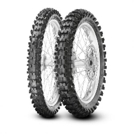 Pirelli Scorpion MX 32 Mid Soft 70/100 - 19 42M TT NHS (predná)