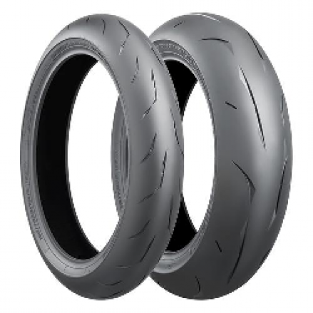 Bridgestone Battlax RS 10 200/55 ZR 17 (78W) TL (zadná)