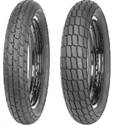 Shinko SR 268 Medium 140/80 - 19 71H TT (zadná)