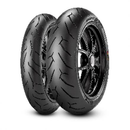 Pirelli Diablo Rosso 2 200/50 ZR 17 (75W) TL (zadná)