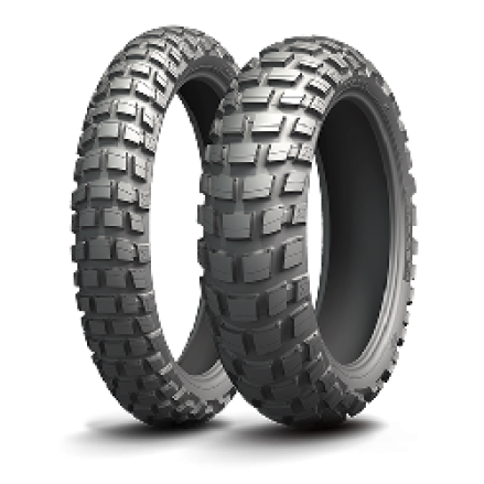 Michelin Anakee Wild 110/80 - 18 58S TT M+S (zadná)