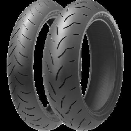 Bridgestone Battlax BT 016 Pro 160/60 ZR 17 (69W) TL (zadná)