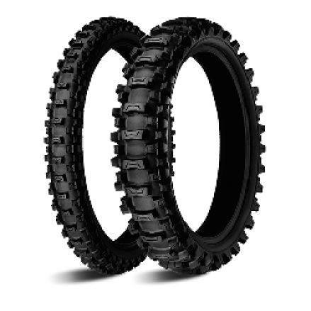 Michelin Starcross MS 3 70/100 - 17 40M TT NHS (predná)