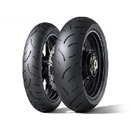 Dunlop Sportmax Qualifier 2 180/55 ZR 17 (73W) TL (zadná)