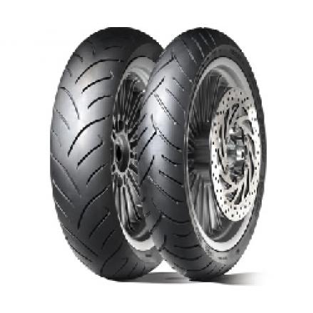 Dunlop Scootsmart 100/80 - 10 53L TL (p/z)