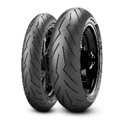 Pirelli Diablo Rosso 3 200/55 ZR 17 (78W) TL (zadná)