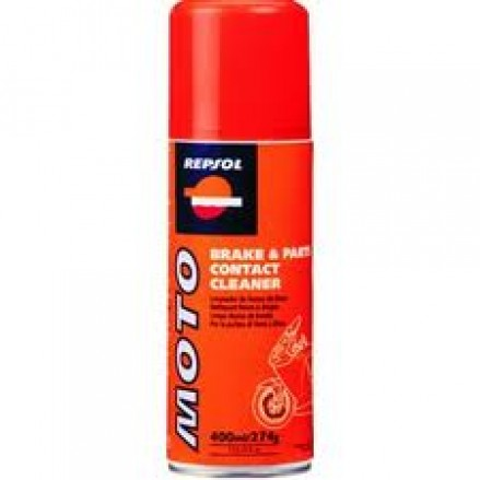 REPSOL MOTO BRAKE PARTS & CONTACT CLEANER