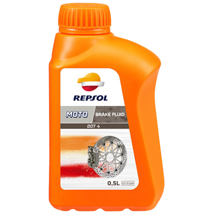 Repsol MOTO DOT 4 BRAKE FLUID (0,5L)