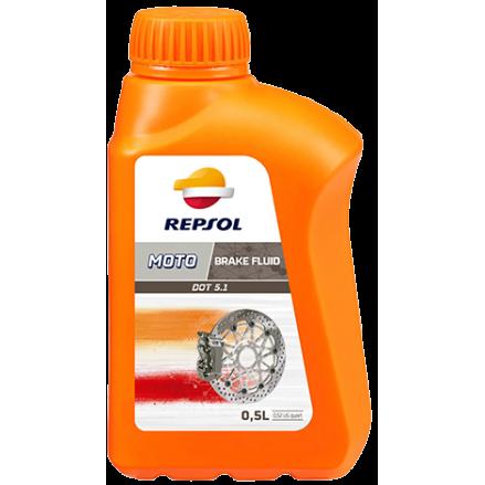 Repsol Liquido Frenos DOT-5.1 (0,5L)