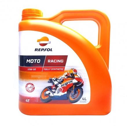 REPSOL MOTO RACING 4T 10W50 (4L)
